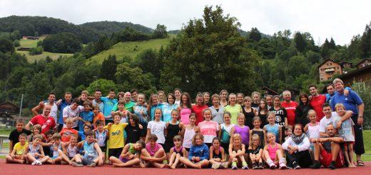 Campo d'allenamento Schiers 2016